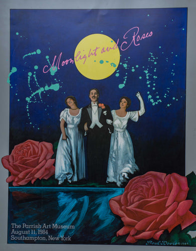 Parrish Art Museum Moon Light, Roses, Tuxedos & Gowns New York