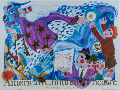 Donahey, Kathy ''American Children Theater''  18x24