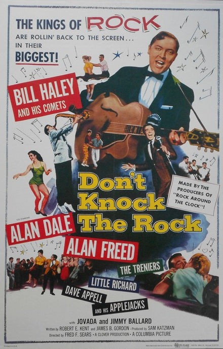 Dont-Knock-the-Rock-Columbia-Pictures--Billy-Haley-and-his-Comets