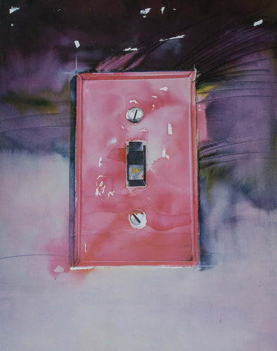 *Giovanopoulos, Paul 'Light Switch' Offset im 27x21.25