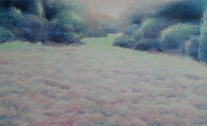 "*Mallet ""Pastel Meadows"" 20x32.75 Offset"