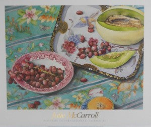 McCarroll-J.-Melons-and-Grapes-17x24-BSL-0170-Poster-with-Gold-Foil-Stamp-list-35-our-25-e1449071122783-300x253.jpg