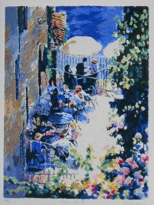 Soan-Hazel-English-Terrace-View-II-22x17-ISS-Orginal-Limited-Edition-Handmade-Silkscreen-on-Rag-list-350-our-225-e1447101440340-226x300.jpg