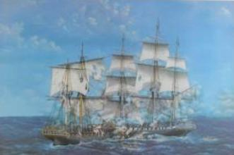 Von-Stetina-Bruce-Another-Victory-for-Old-Ironsides-23x33-TN1-0094-Ltd-Ed-Litho-on-Partial-Rag-Signed-by-Artist-list-120-our-65-e1449069274934-300x214.jpg