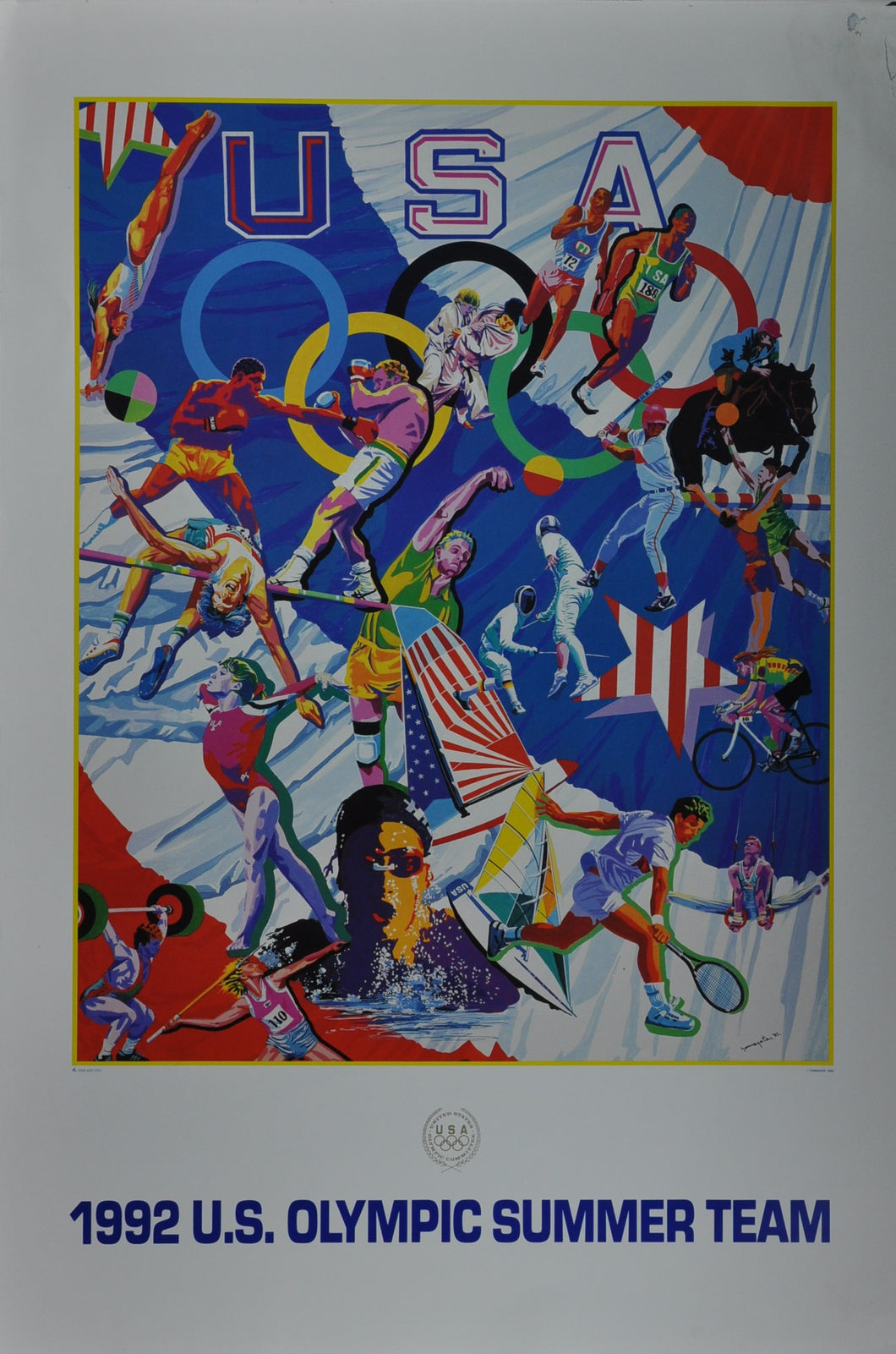 Olympics Poster Official