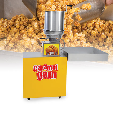 Gourmet Popcorn Equipment