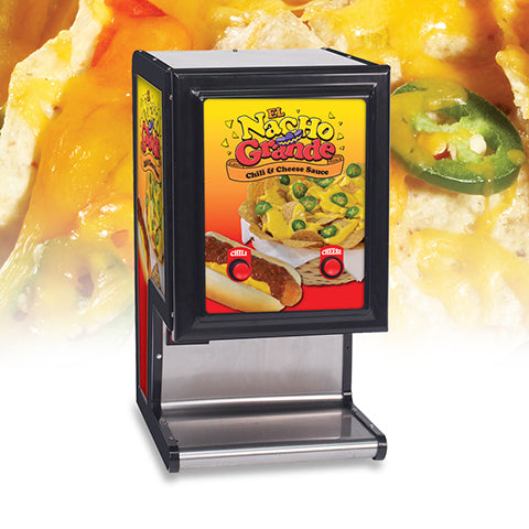 Nachos & Cheese Dispensers / Warmers