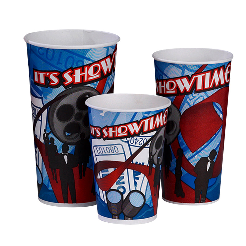 5326-5322-5332-5344 Showtime Drink Cups