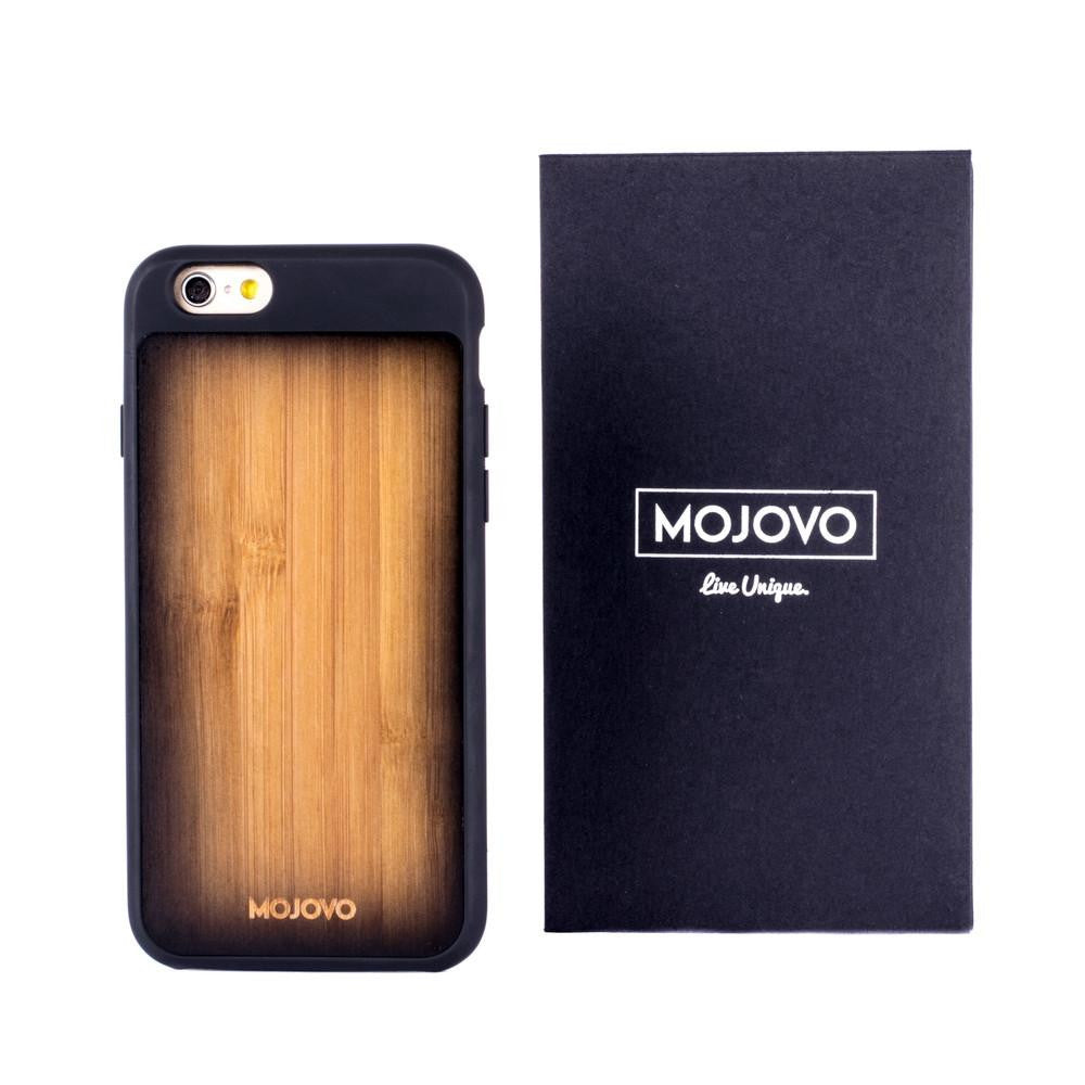 Mojovo Antique Bamboo Back Case - Apple iPhone 6/6s