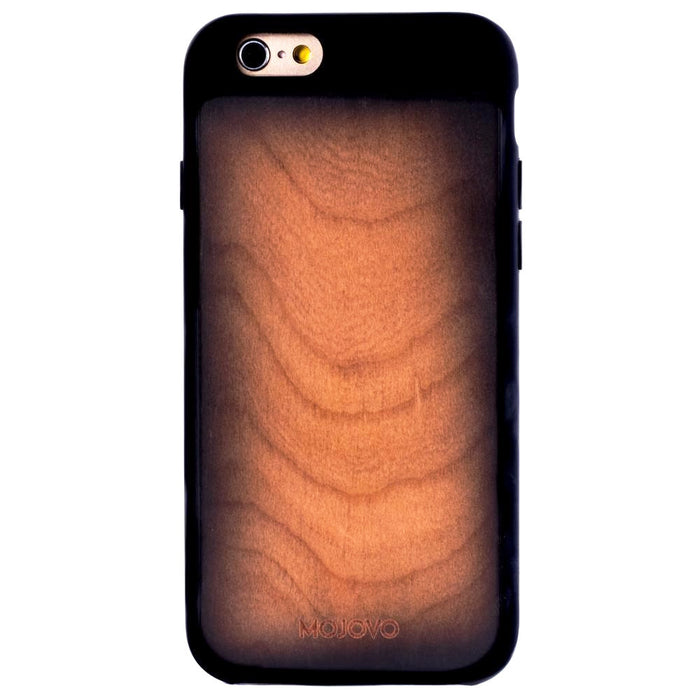 Mojovo Antique Cherrywood Back Case - Apple iPhone 6/6s