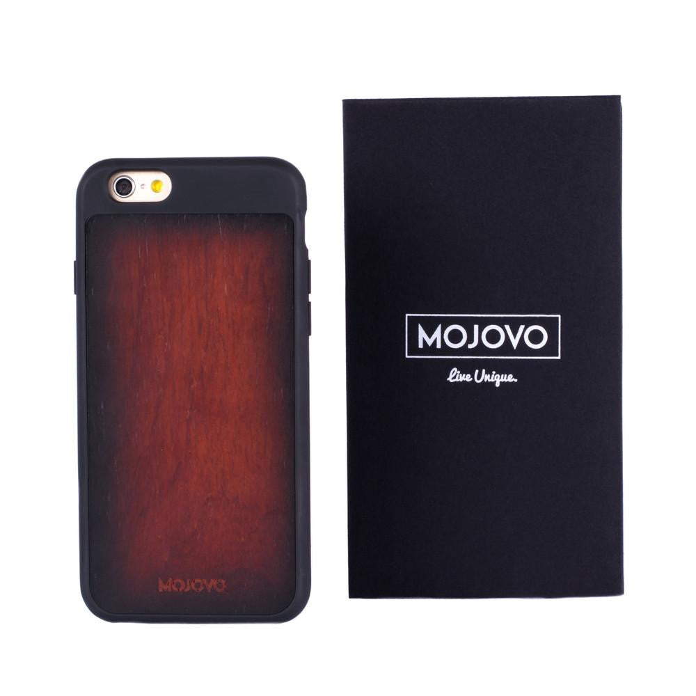 Mojovo Antique Rosewood Back Case - Apple iPhone 6/6s