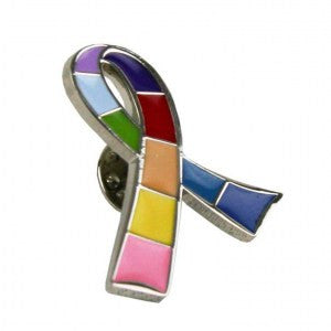 Multi-Cancer Awareness Pin