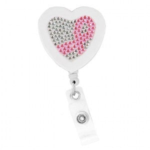 ProCure's Bling Ribbon Heart Retractable