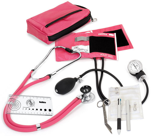 Prestige Medical Aneroid Sphygmomanometer / Sprague-Rappaport Nurse Kit® - 11 Styles