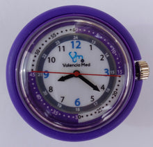 Valencia Med Stethoscope Watch, in 3 Colors