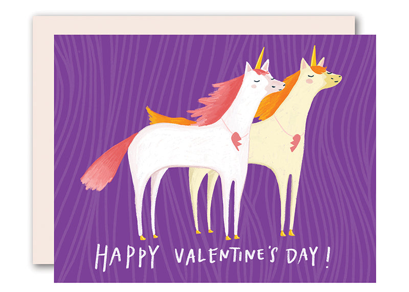 Unicorn Valentine's Day