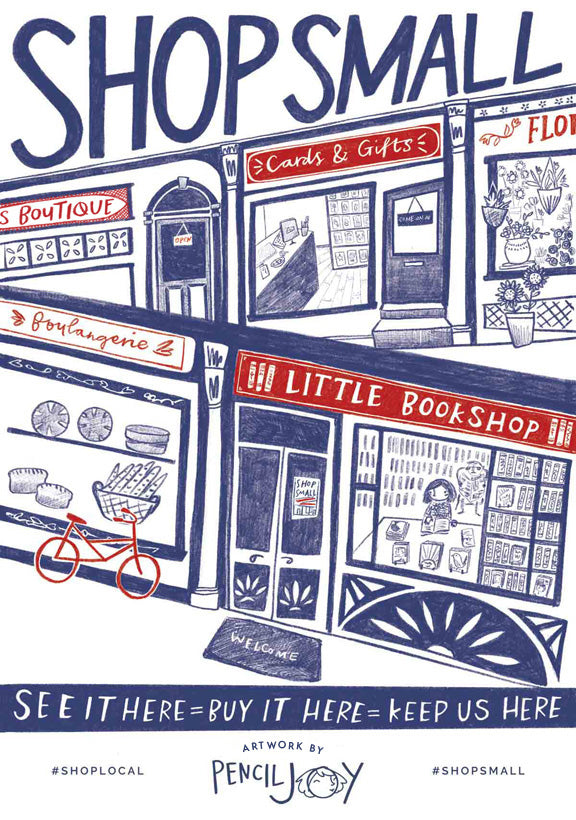 #shopsmall Poster