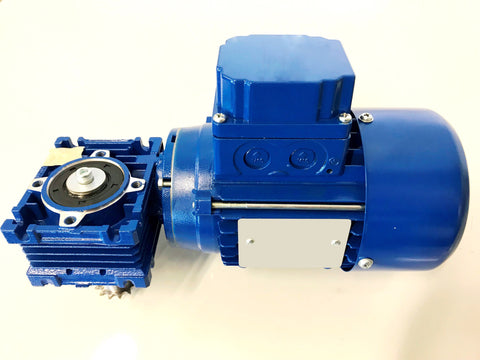 Belt Drive Motor and Gear Box