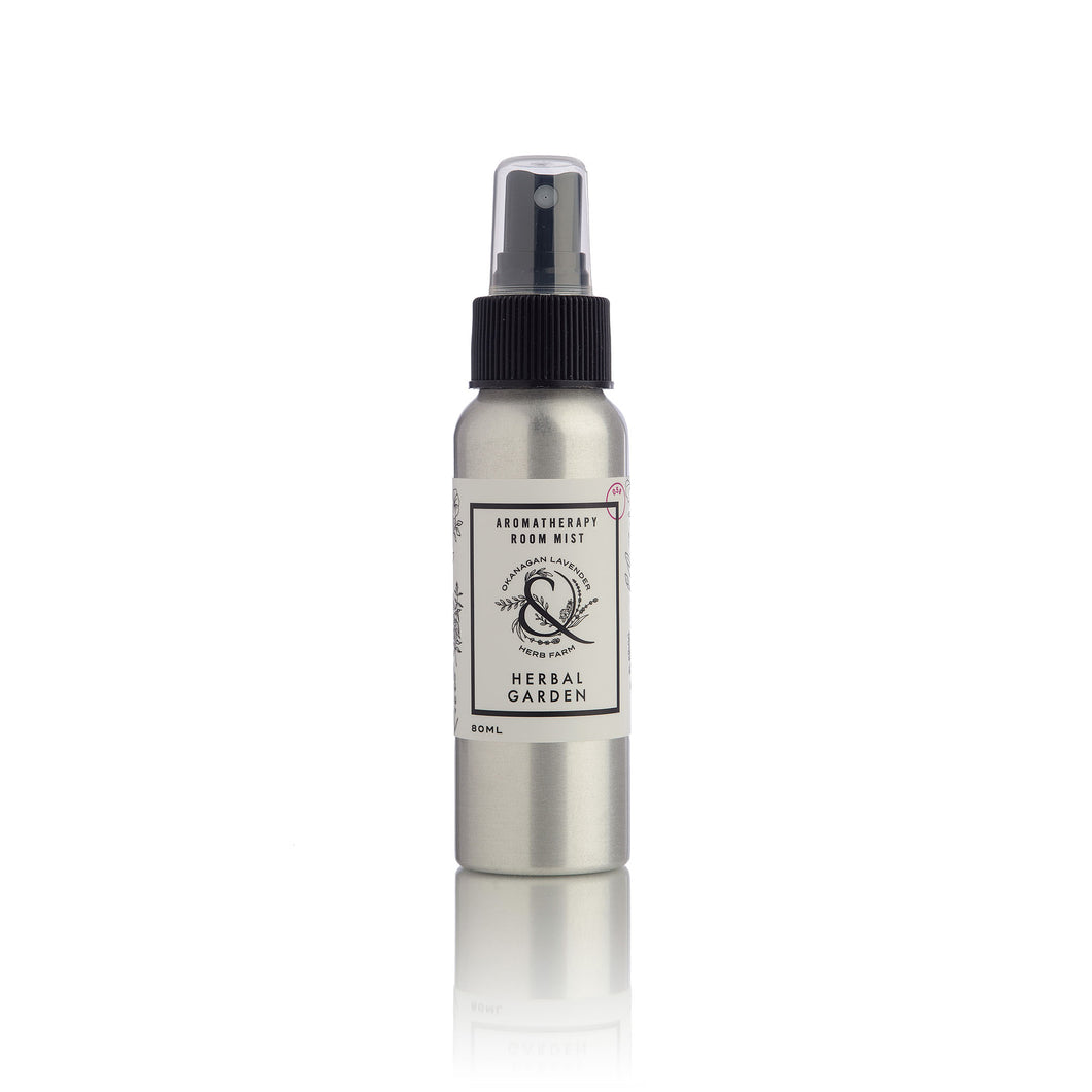 Aromatherapy Room Mist: Herbal Garden