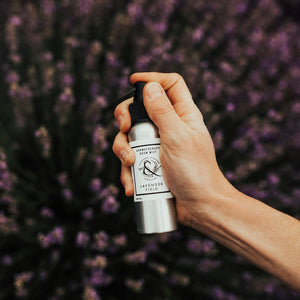 Aromatherapy Room Mist: Lavender Field