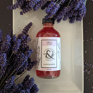 Load image into Gallery viewer, Lavender Syrup