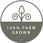 100% Farm Grown Ingredients