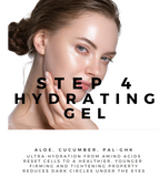 step 4 HYDRATING GEL