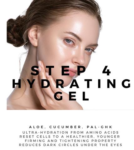 step 4 hydrating Gel (30ml / 1oz)