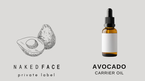 CARRIER OIL - Avocado Oil
