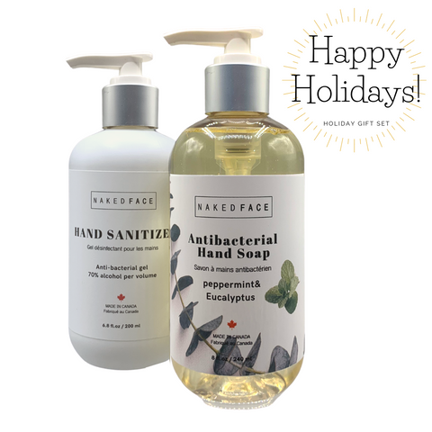 GIFT SET - ANTISEPTIC HAND CARE