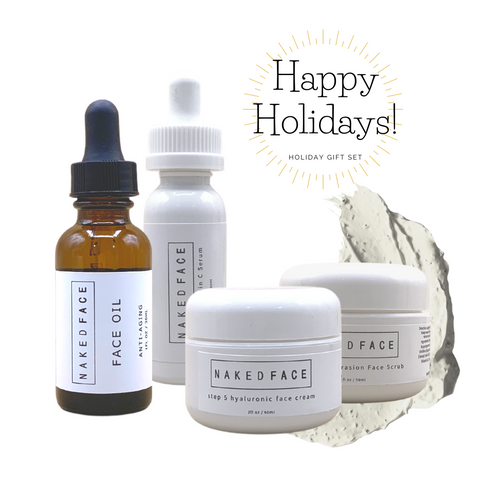 Holiday Gift Set- Anti-Ageing Essential