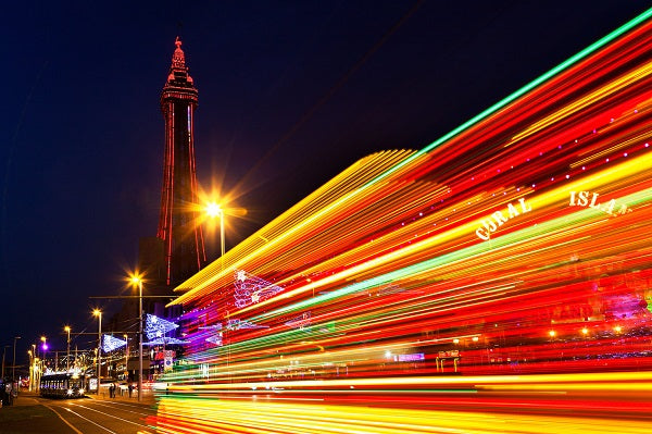 Blackpool lights