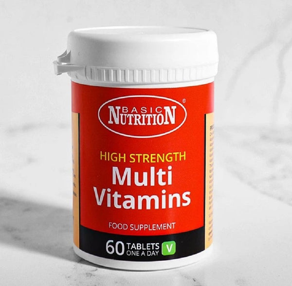 Basic Nutrition - High Strength Multi Vitamins