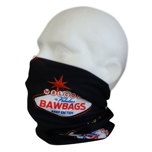 BawBags Fabulous Wizard Sleeve - face mask, neck warmer, headband, beanie