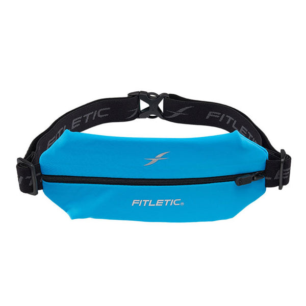 Fitletic Mini Sports Belt Runners Pouch - Blue