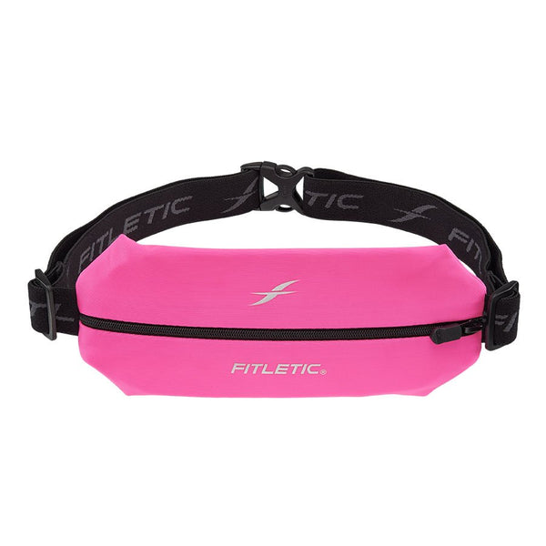 Fitletic Mini Sports Belt Runners Pouch - Pink