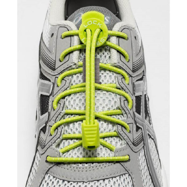 Lock Laces - green