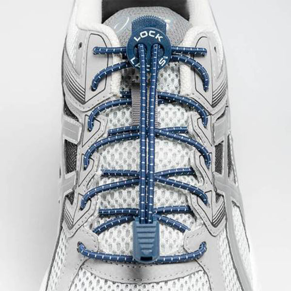 Lock Laces - navy