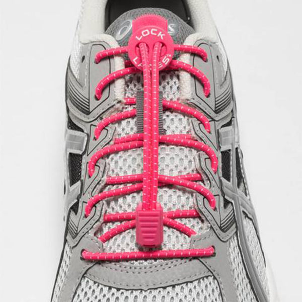 Lock Laces - pink