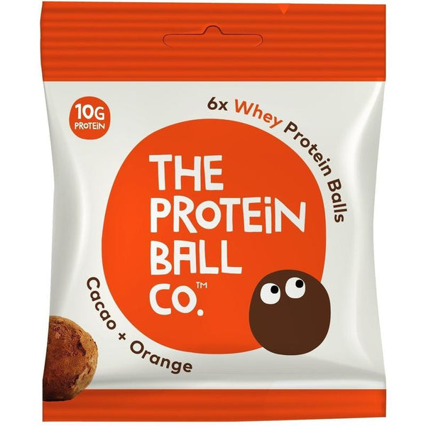 Cacao + Orange Protein Balls - 45g
