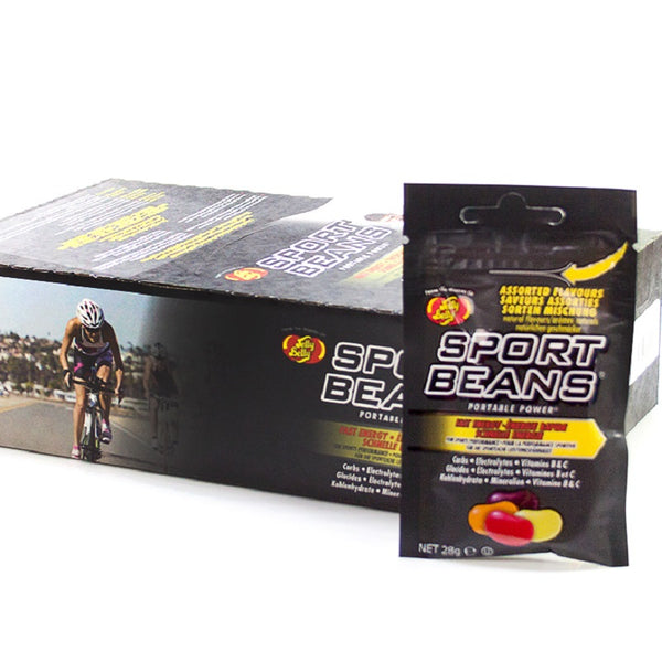 Sport Beans (Assorted pack of 24)