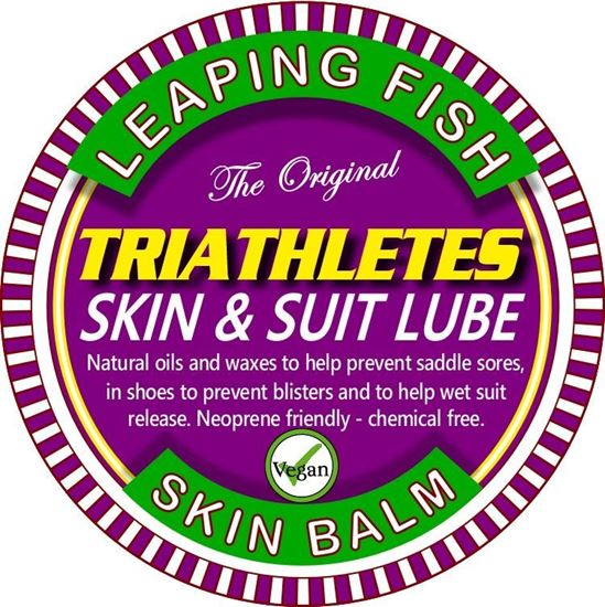 Triathletes Skin and Suit Lube