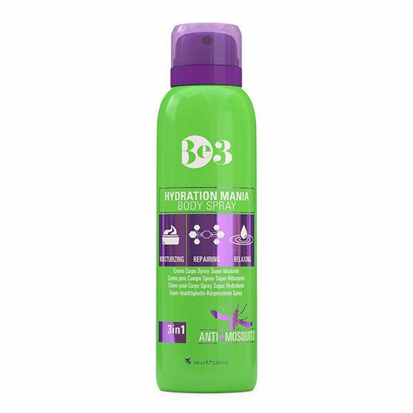 Be 3 Hydration Mania Body Spray Mosquito Guardian