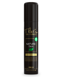 That´so Nature Tan - Light Bronze - VEGANOK - 12 Pack