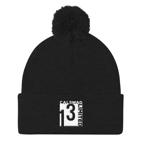 [ Buy Unique Clothing For Men And Women] - CalSwag Pomp Knit Cap