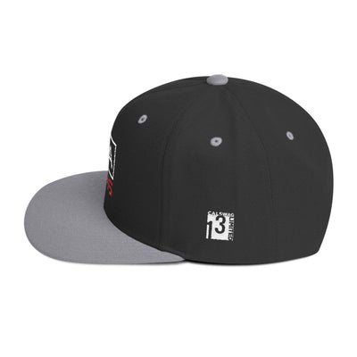FLEX SNAPBACK HAT - CalSwag|Limited