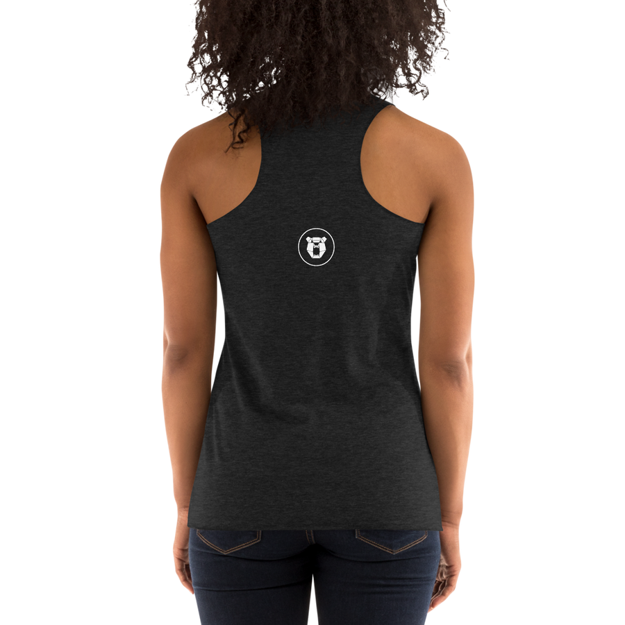 CRUSH WOMEN'S RACERBACK TANK - CalSwag|Limited