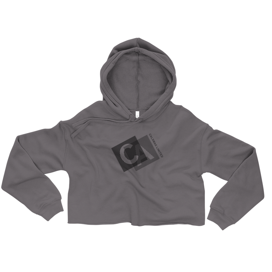 EXPRESS CROP HOODIE - CalSwag|Limited