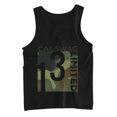 MARTIAL TANK TOP - CalSwag|Limited