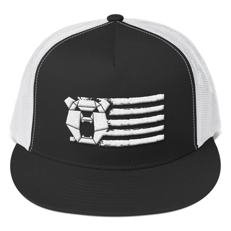 SWAY TRUCKER CAP - CalSwag|Limited